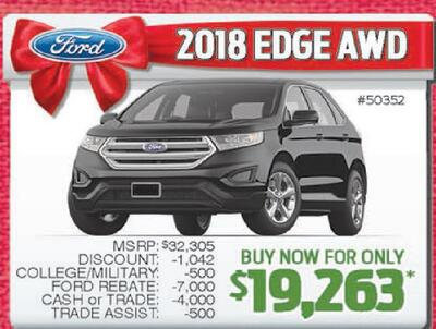 The Tribune Democrat Classifieds Dealer Special Autos Ford Edge Awd