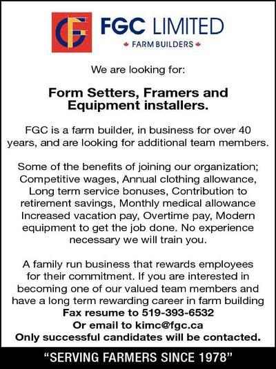 Null job posting in Canada