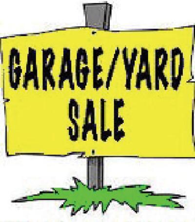 The Daily Citizen | Classifieds | Garage Sale | Huge Church Yard
