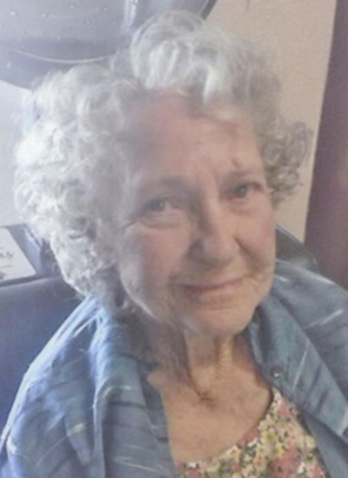 Betty Ann Mayhall Hickman