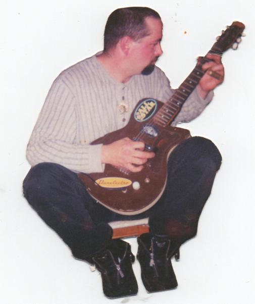 Gary Gary Douglas Williams