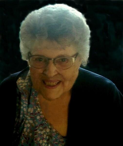 Barbara 'Jean' Cribelar