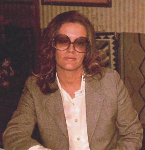 Margaret Lois Tiger
