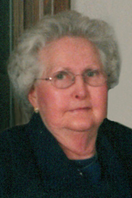 Betty Ann (Jefferson) Cole