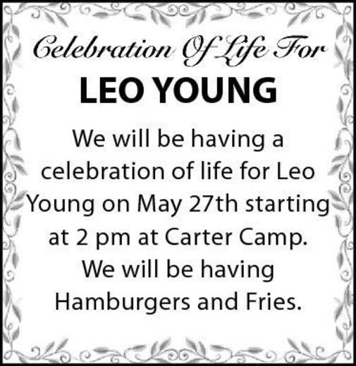 Leo  Young