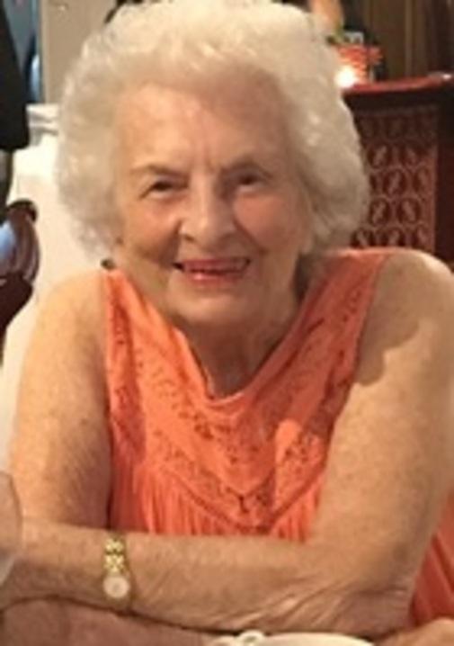 Margaret Peggy Saunders