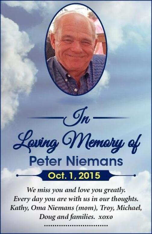 Peter  Niemans