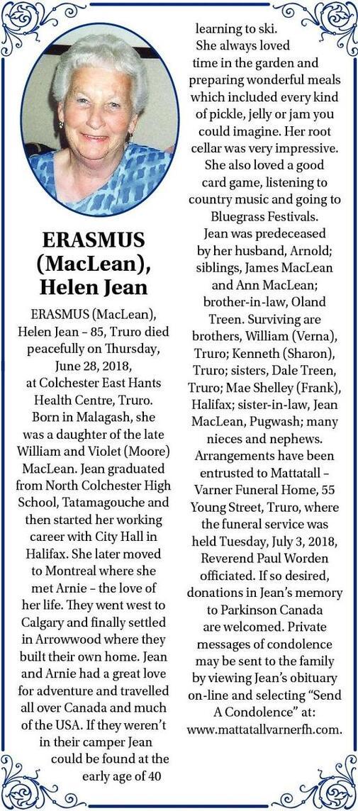 Helen  Eramus