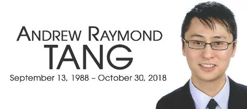 Andrew Raymond  TANG