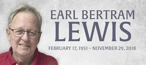 earl  lewis