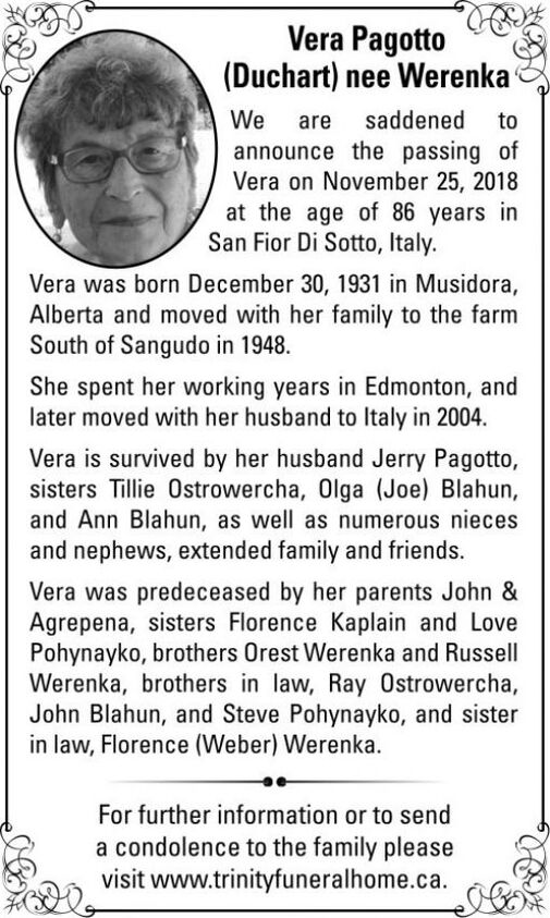 Vera  PAGOTTO