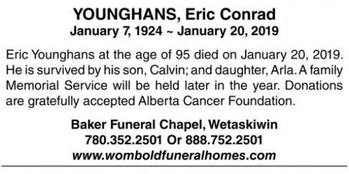 Eric Conrad  YOUNGHANS