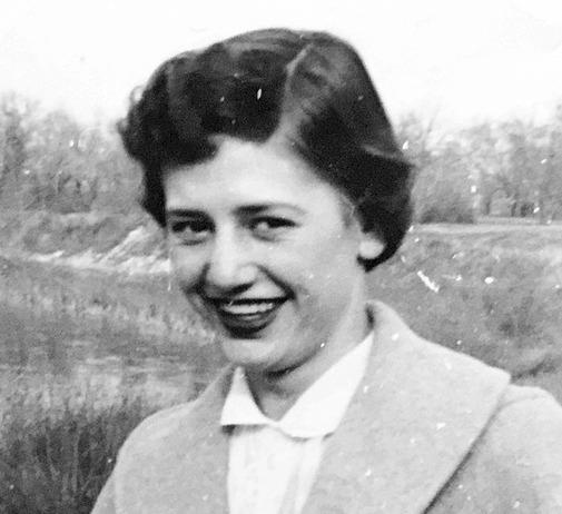 Mary  JAMIESON