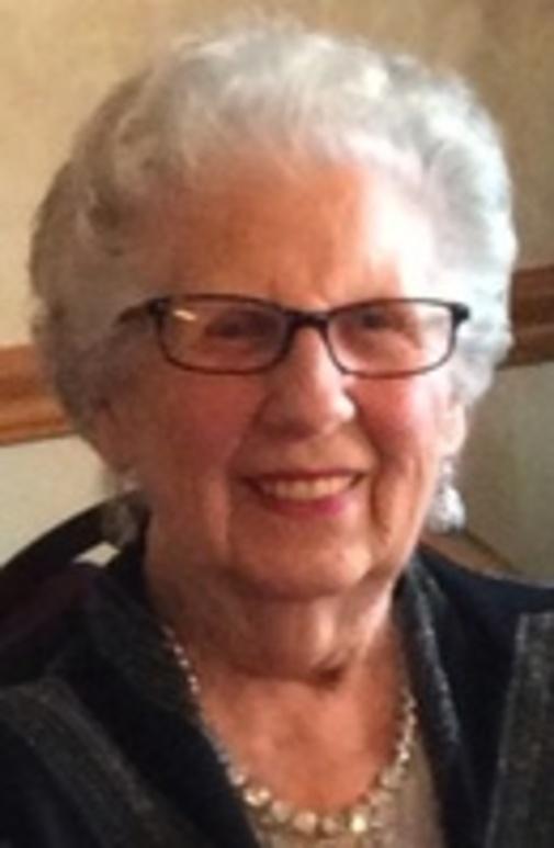 Mrs. Barbara Ann (Peters) Legros