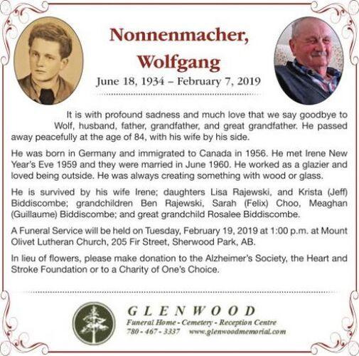 Wolfgang  NONNENMACHER