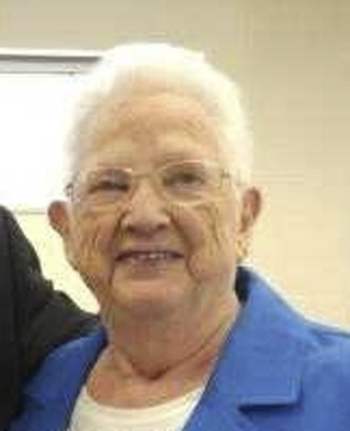 Freda Eileen  CROSS