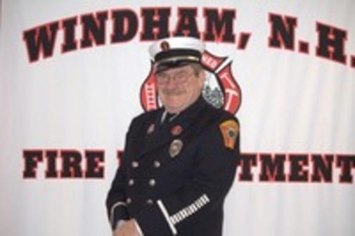 Lt. James M. Jim Brown, (retired)
