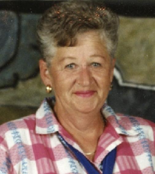 Joan  CALBERRY