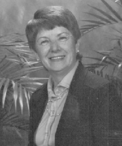 Winnifred Pearl (nee McMurray)  Flavelle
