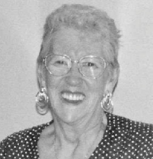 Margaret Gudrun  Reykdal