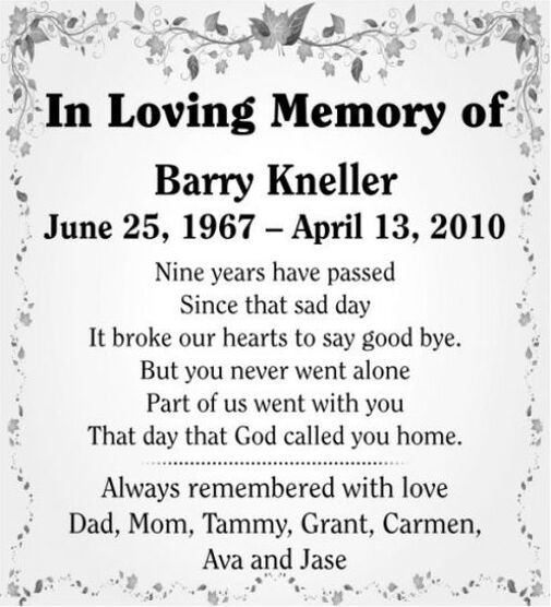 Barry  KNELLER