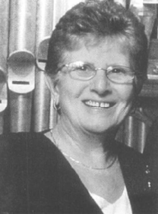 Nancy  Johnston