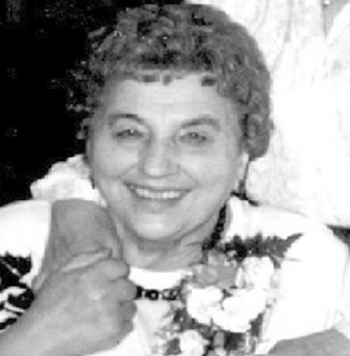 Pauline  Hrehoruk