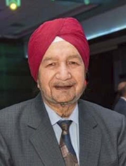 Sohan Singh  Nagra