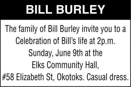 Bill  BURLEY