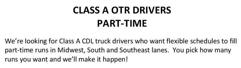 otr cdl truck drivers make