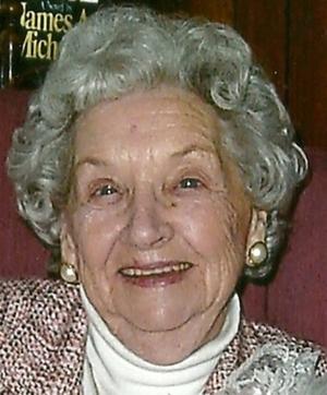Lucy Marie Davis Baldwin