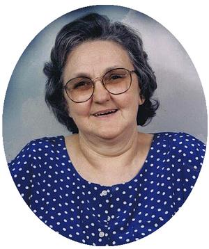 Betty Faye Binion Skaggs