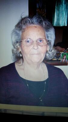Violet Maxine Harrison