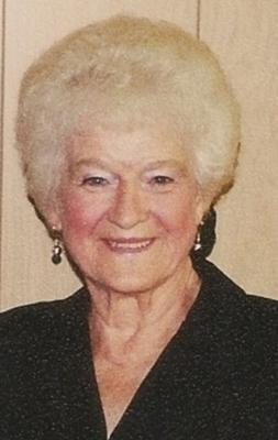 Mary Elizabeth Wickline Arbaugh