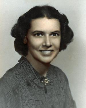 Virginia Ball Teenie Broyles