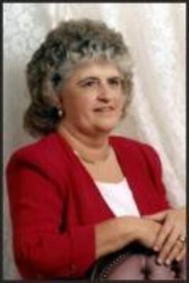 Pastor Betty Moulton