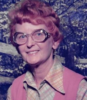 Lois Marie Woodruff
