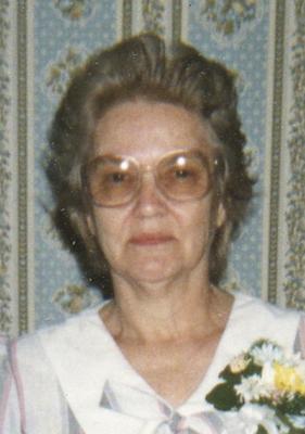 Mary Louise Slicker