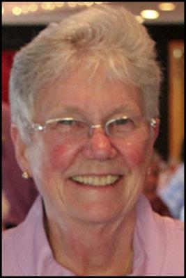 Margaret Jane Wolford