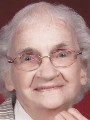 Inez Lorraine Aunt Rennie McBeath