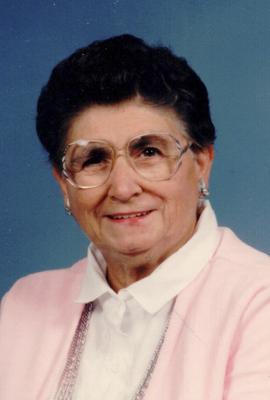 Ella Mae Bechtel
