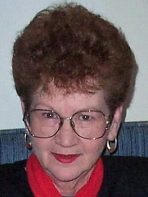 Linda Sue (Bailey) Robertson