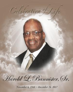 Harold L. Bannister