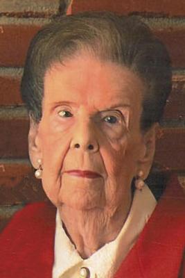 Mary Maxine Myers