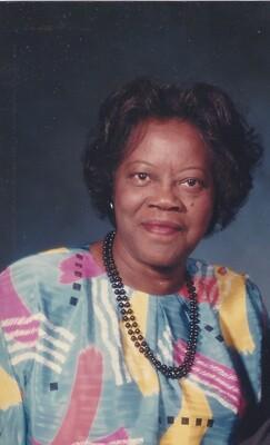Berthenia Mildred Wallace