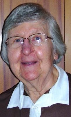 Sister Anna Marie Kalinauskas