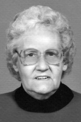 Mary Ella Peterson Lafferty Rudolph