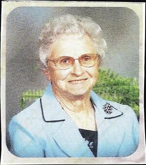 Lela Ethel Fern Stoneburner