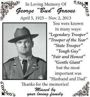 George Bud Graves
