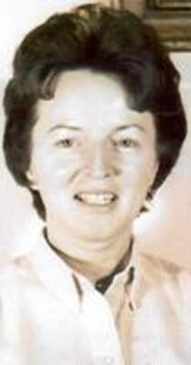 Margaret V. (Kivell) McCallion
